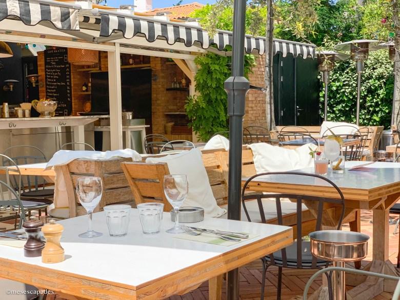 La Terrasse du Café Haïatza