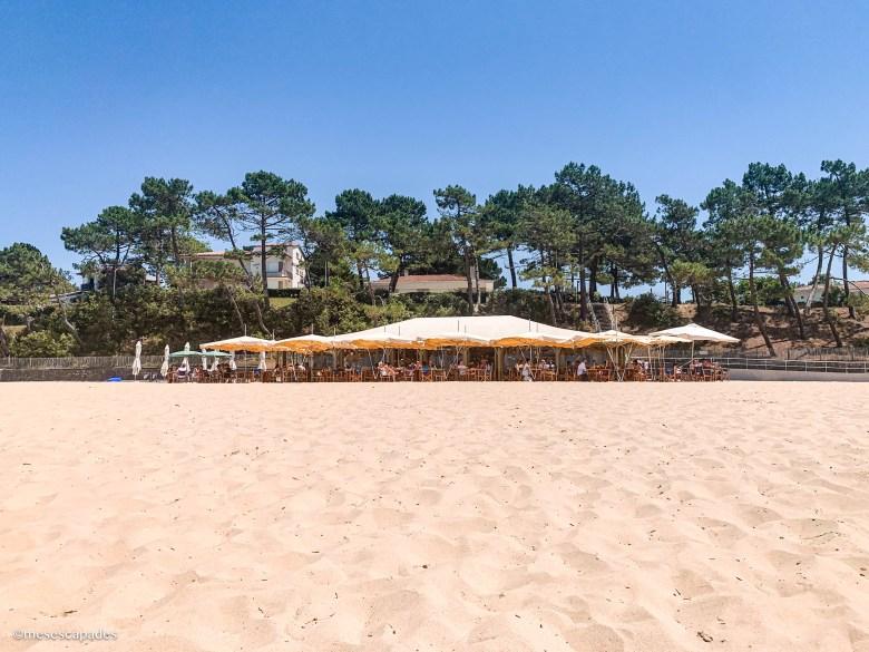 Où déjeuner les pieds dans le sable à Arcachon