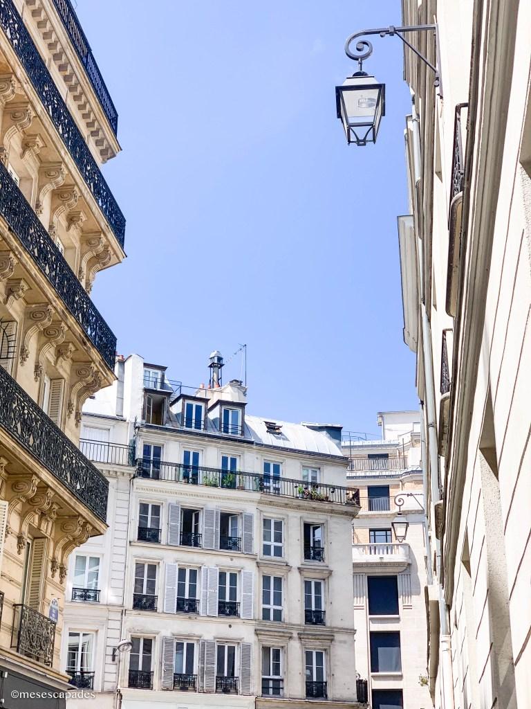 Brunchs en terrasse à Paris