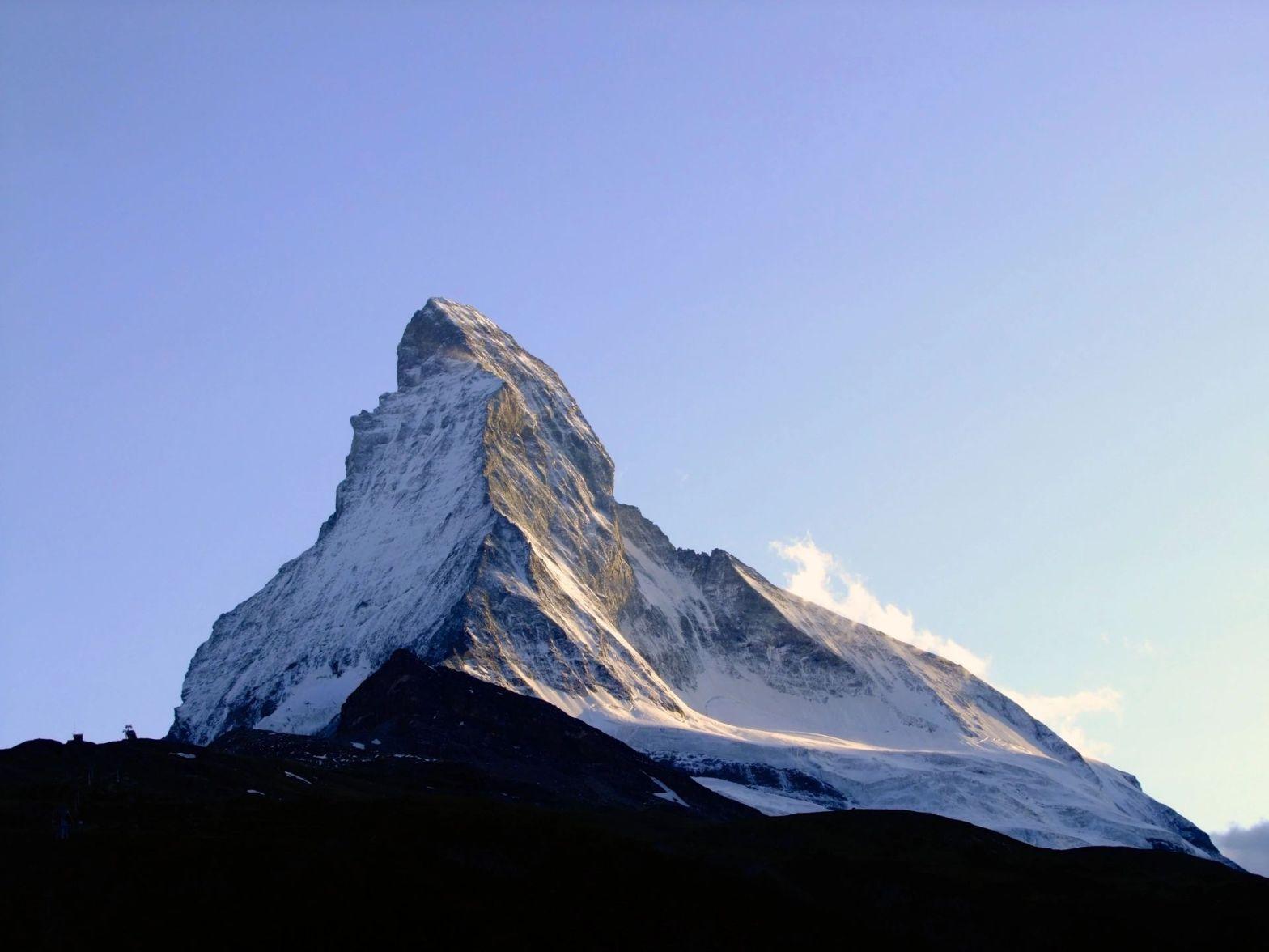 mountain of pride