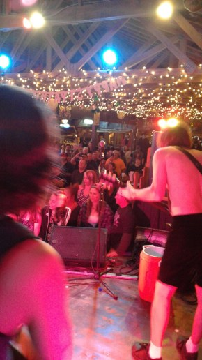 Meshed Up Productions rockin ACDC Cover Band