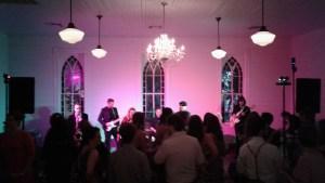 The Royal Dukes Band at Mercury Hall