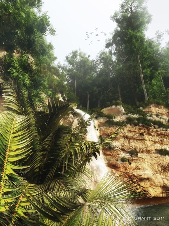 Tsatsadu Falls