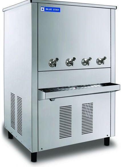 Blue star SDLX 100 water cooler- 380 liter storage.
