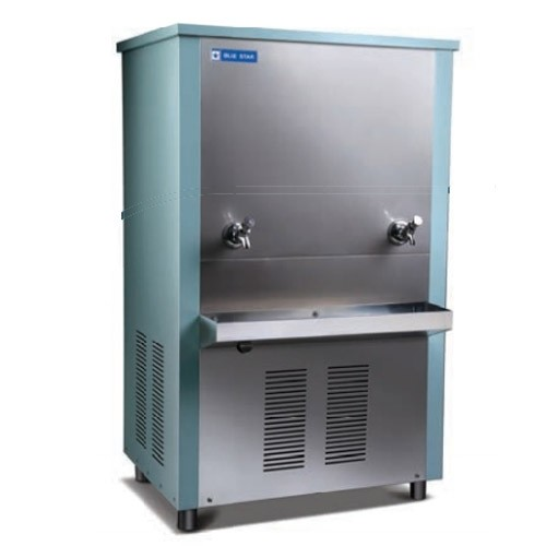 blue star partial steel body water cooler nst 6080