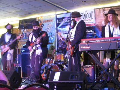 Guitar Geek Festival, Anaheim, California