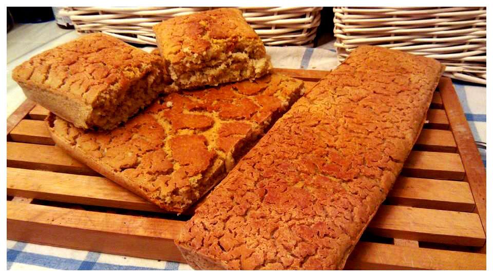 Pan integral de Maribel gluten free