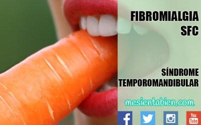 SÍNDROME TEMPOROMANDIBULAR EN FIBROMIALGIA Y SFC