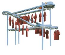 mesin conveyor baju