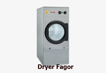 dryer-fagor Mesin Pengering Laundry Hotel Kapasitas 50 kg ready stock