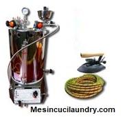 Boiler-Nagamoto-15-liter Boiler Setrika Uap Nagamoto Kapasitas 15 liter