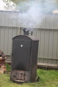 Mesi tare suitsuahi töös