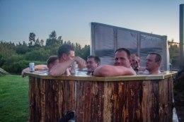 Puhkus Peipsi ääres hõlmab ikka saunamõnusid