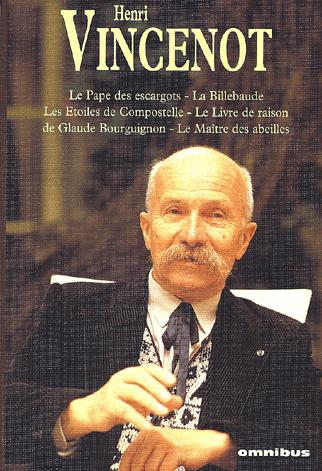 Vincenot, éditions Omnibus