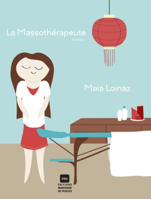 La massotherapeute Maia Loinaz