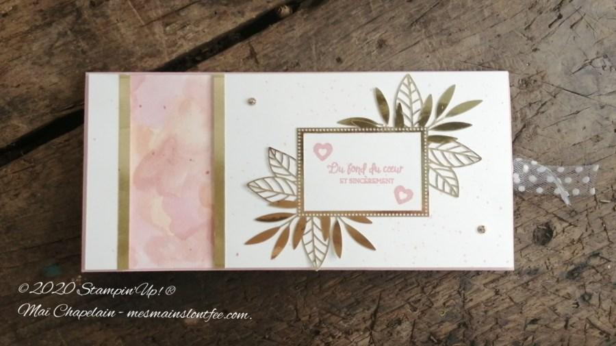 Octobre rose carte