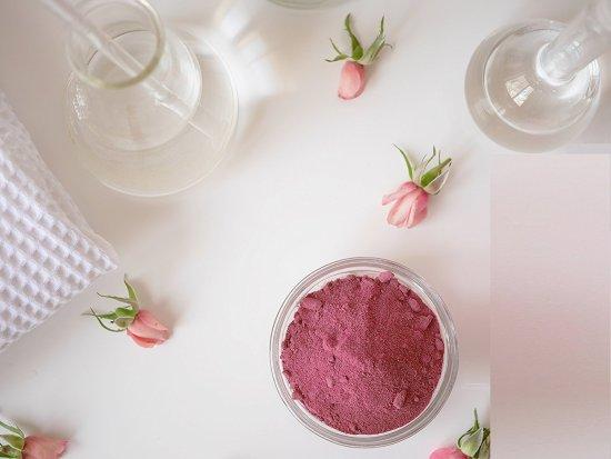 Mesmara Herbal Rose Petal Powder, 75g – Mesmara