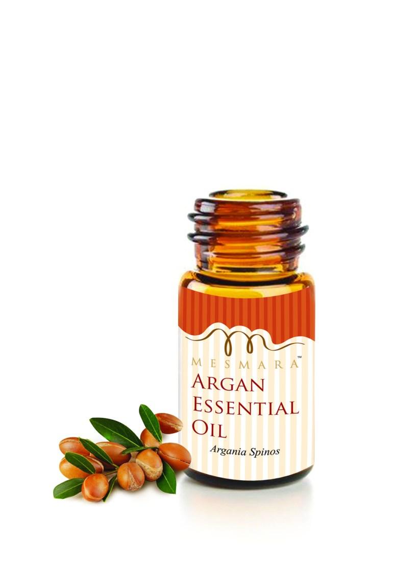 Argan oil bottle