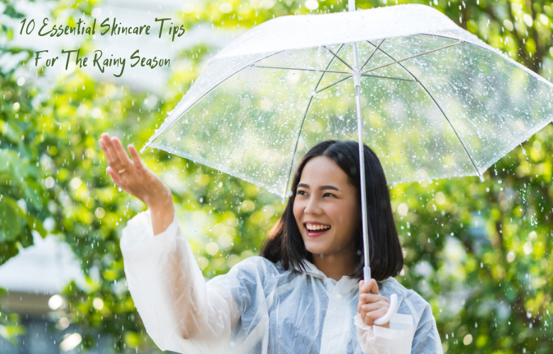 monsoon skincare tips