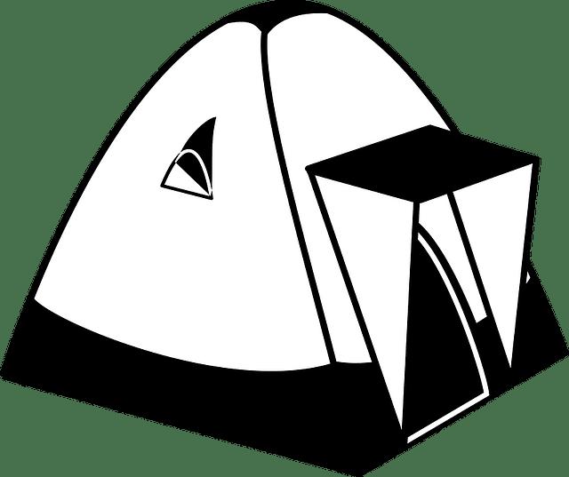 Tente en Dôme
