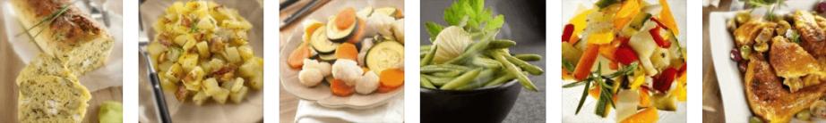 Mode de cuisson basse température
