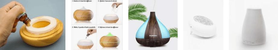 techniques de diffusion d huiles essentielles