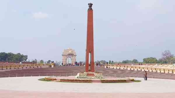 national war memorial top 10 places to visit in delhi in 2020