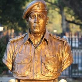 vikram batra statue