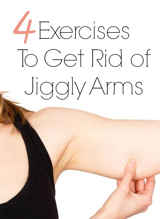 Four exercises to Tone Flabby Arms