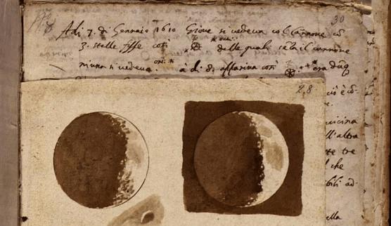 The Cosmos through the Telescope of Galileo Galeili