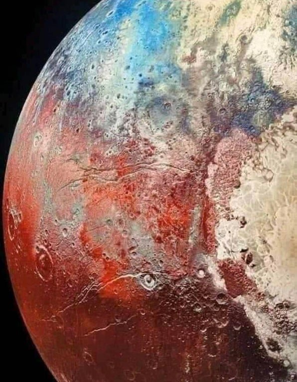 What is Pluto?