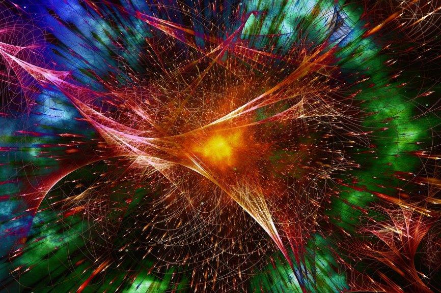 Quantum gravity would be hidden in black holes