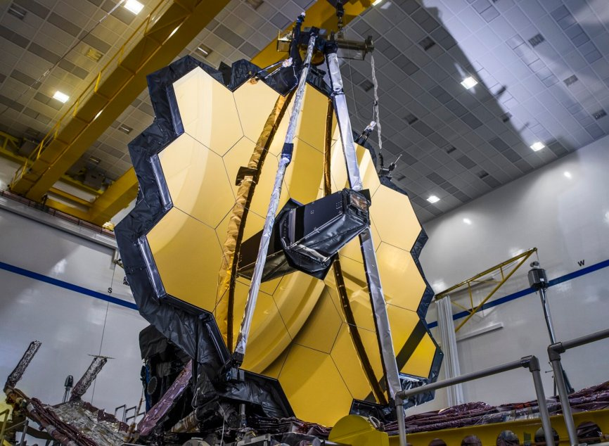 The largest space telescope in history is about to blow our minds /vox. com/