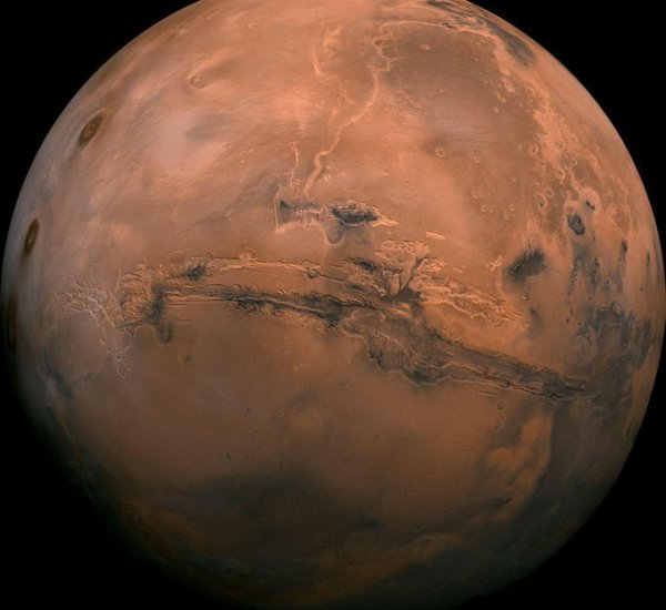 The five most shocking discoveries on Mars