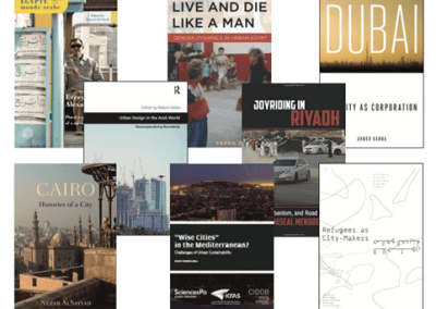 """NEWTON Bouquet: """"Urbanization, Urbanism, and Metropolitanism in the Middle East"""""""