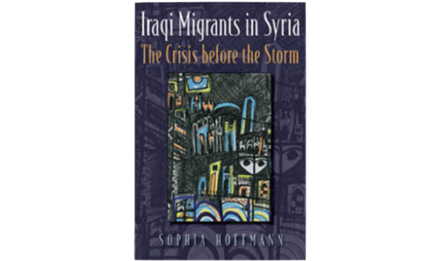 Iraqi Migrants in Syria: The Crisis Before the Storm