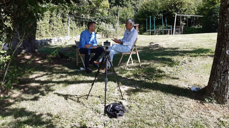 Deux interviews d'apiculteurs amateurs par mois !
