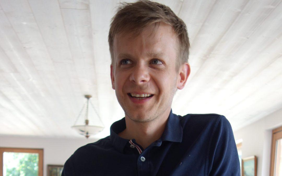 """Interview de Guillaume – Apiculteur & créateur du blog """"Mes Premières Ruches"""""""