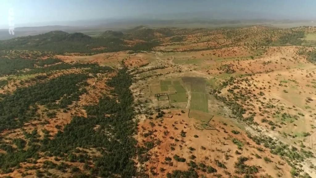 Grands plateaux Kenya