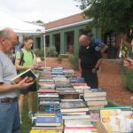 Mesquite Chamber of Commerce declares book sale a huge success