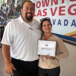 VVLL thanks 51's for fundraising help