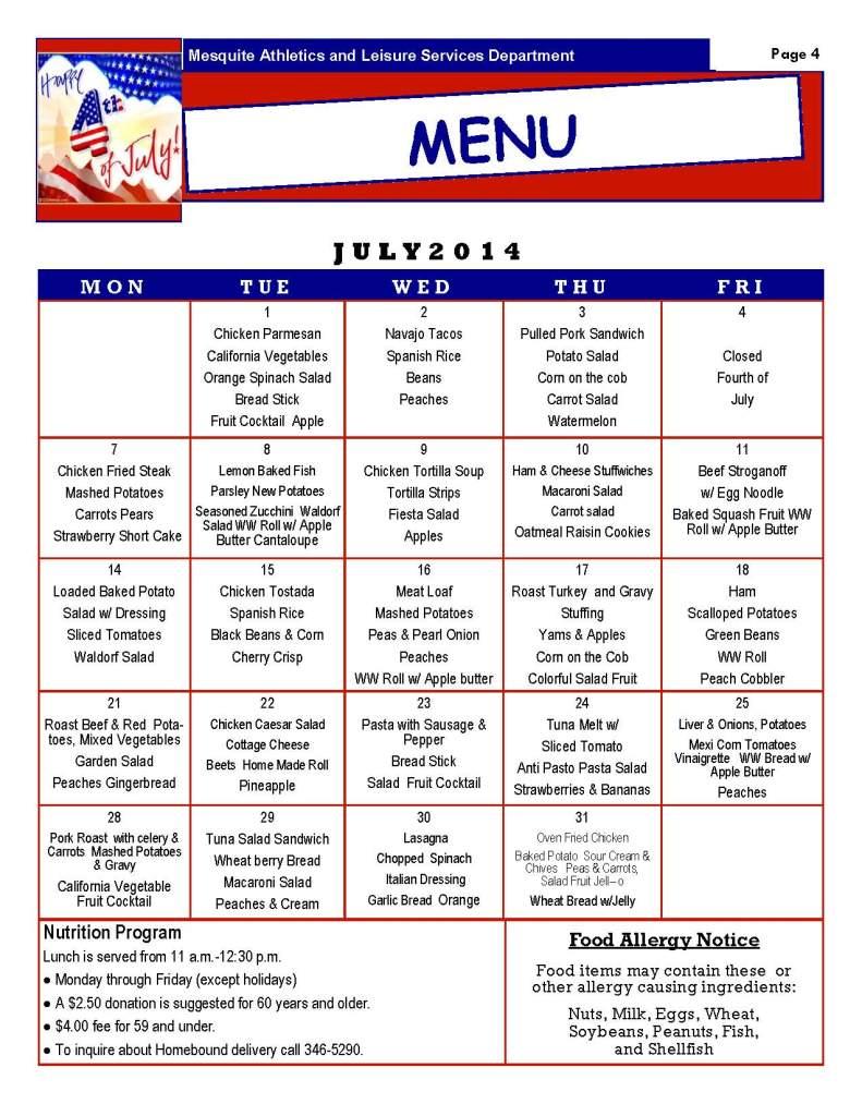 7-14 JULY Senior Menu & Newsletter_Page_4