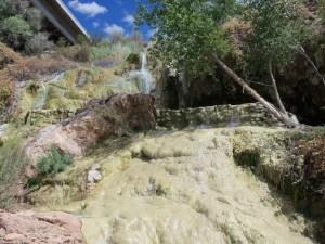 Little Jamaica swimming hole, near Littlefield, AZ - September 2014