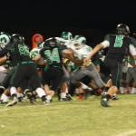Bulldogs roll over Rams 50-13