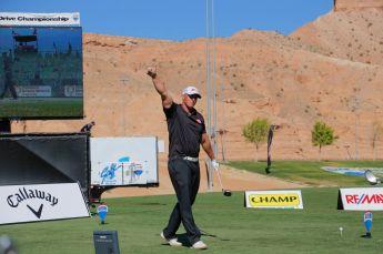 Joe Miller took the title in 2010