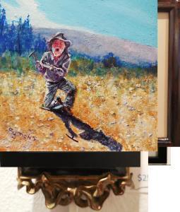 Tammy Symons portrays the Nevada dream, Striking Color