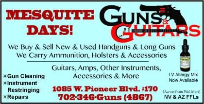 Guns & Guitars-Mesquite DaysBld