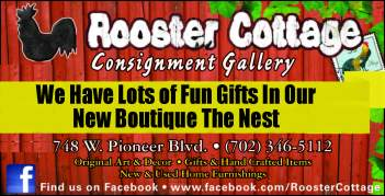 Rooster Cottage HH