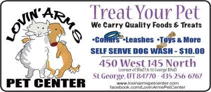 Lovin' Arms Pet Center