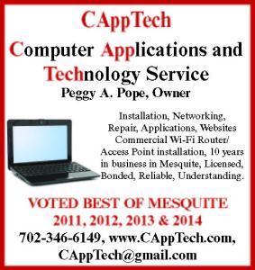 Capp Tech Ballot ad